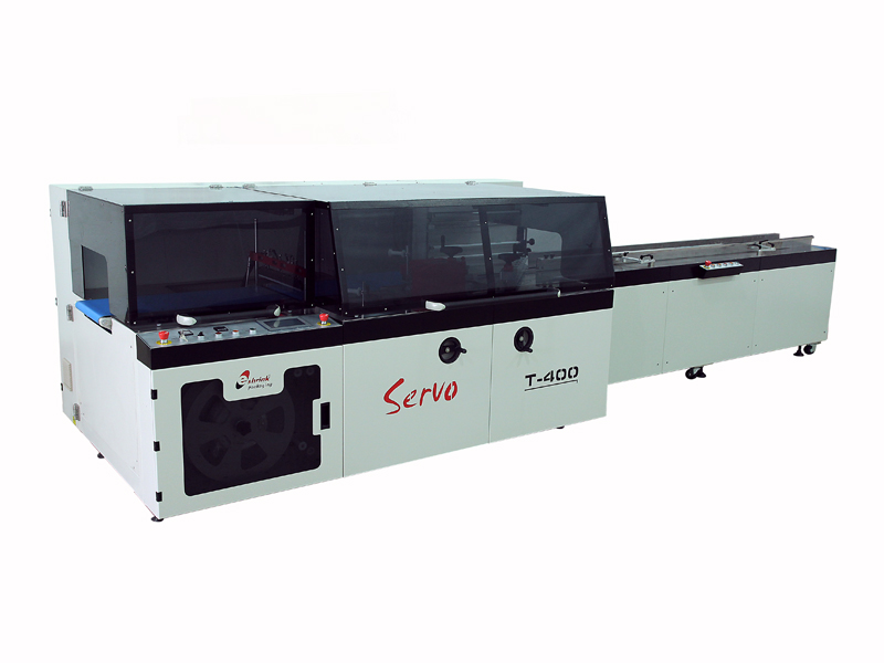 High Speed Side Sealer Continues Motion