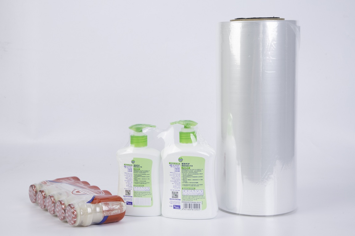 Cross Linked Polyolefin Shrink Film
