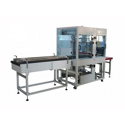 Sleeve Wraping Machine
