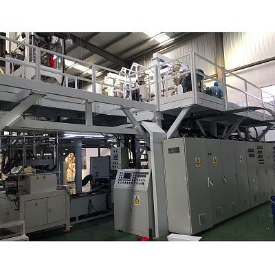 High Barrier film blow machine